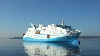 RO PAX FERRY & CARGO SHIP