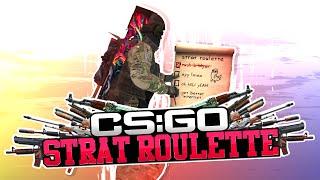 CS:GO STRAT ROULETTE #3! (CS:GO Funny Moments)