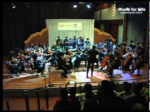 Music of Life's IMS Orchestra Playing Beethoven 1st Symphony 1st Movement