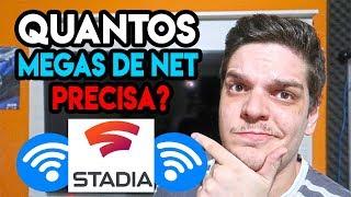 STADIA: INTERNET RUIM DO BRASIL TAMBÉM PODERÁ RODAR GAMES EM 4K HDR 😱😱😱