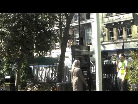 Post Crime Interview - EOK - Hyde Park