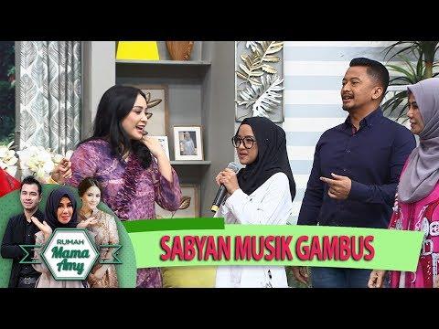 Amazing Keluarga Mama Amy Kedatengan Sabyan Group Musik Gambus - RMA (25/5)