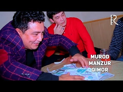 Murod Manzur - Qimor | Мурод Манзур - Кимор #UydaQoling