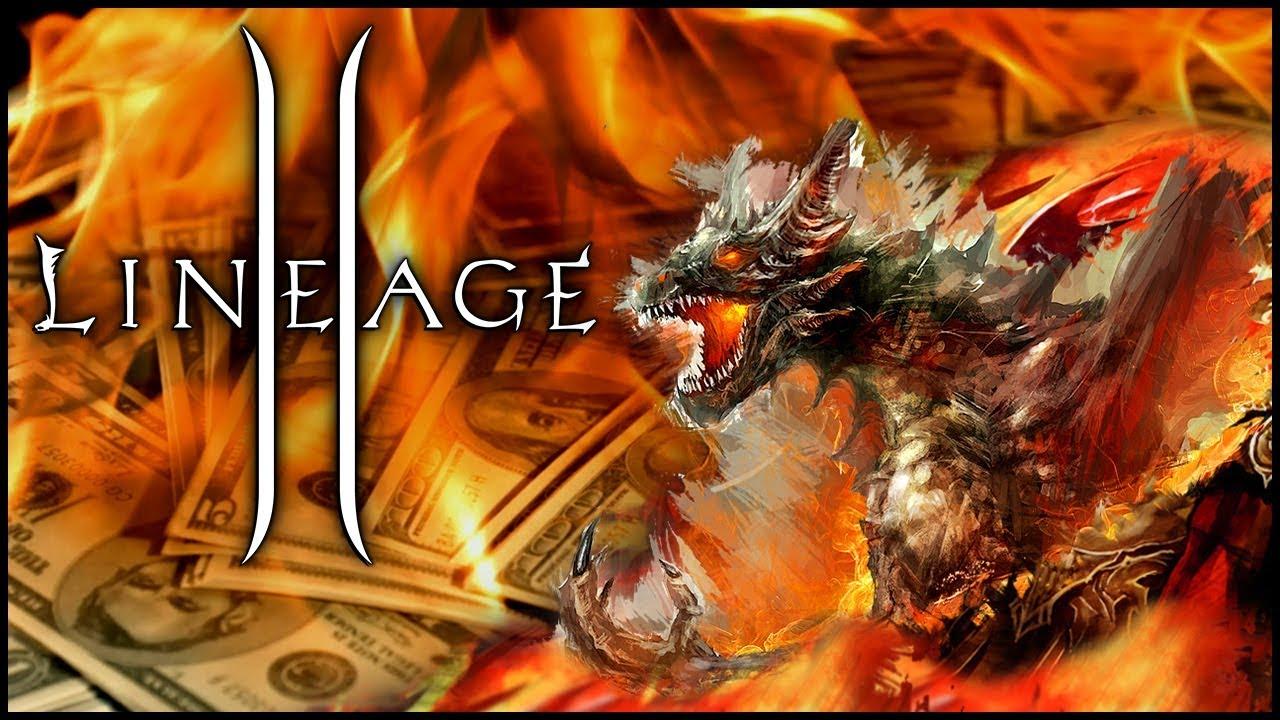 Заработок на Игре Lineage 2|как Реально Заработать Деньги на Онлайн Играх