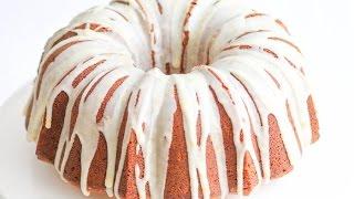 Orange Coconut Bundt Cake