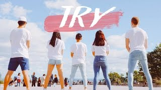 Colbie Caillat - Try | Original Choreography by Tianjing Li of 2KSQUAD