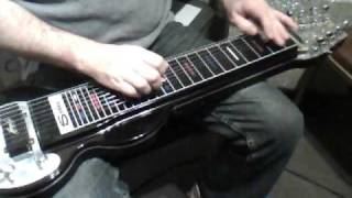 My Blue Heaven - Lap Steel Guitar