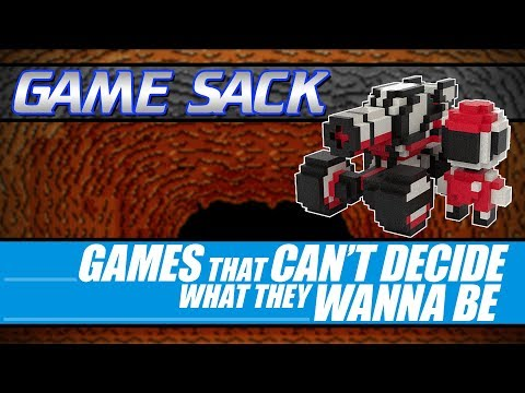 Games That Can't Decide What They Wanna Be - Game Sack