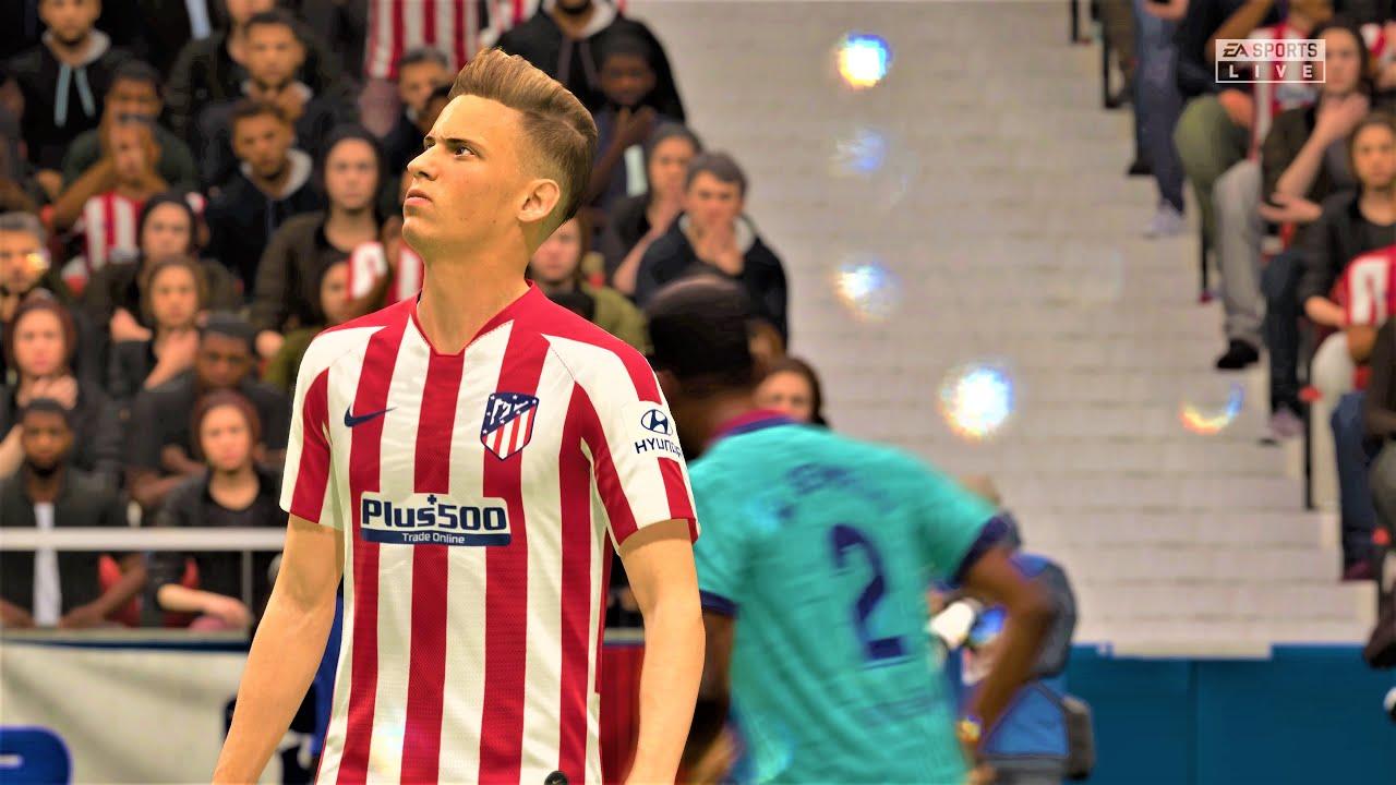 FIFA 20 | Leipzig Vs Atletico Madrid - Champions League 19/20 | Gameplay (PS4)