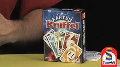 KARTEN KNIFFEL® │ Schmidt Spiele (Erklärvideo)