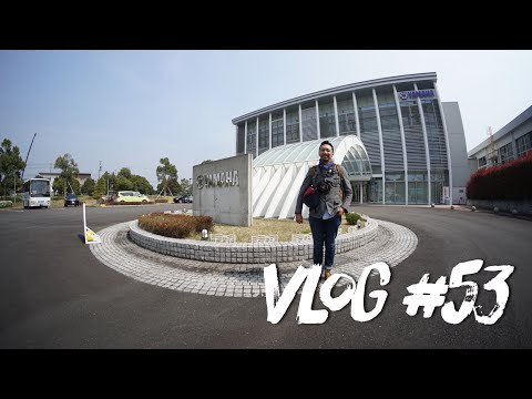 VISIT YAMAHA MUSIC FACTORY JAPAN [VLOG #53]