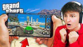 È USCITO GTA 5 MOBILE PER TELEFONO! *PRIMO GAMEPLAY*