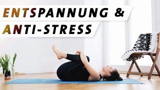Yoga Entspannung Anti Stress Programm | Für mehr Ruhe, Gelassenheit und Zufriedenheit