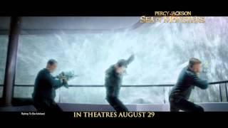 "Percy Jackson: Sea Of Monsters -- Clip ""The Escape"" [HD]"