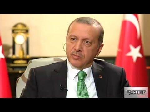 EXCLUSIF - Recep Tayyip Erdogan explique comment il a échappé aux putschistes - TURQUIE