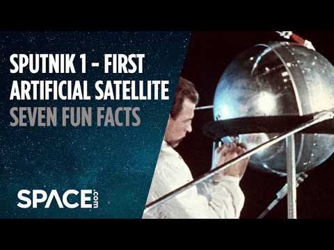 Sputnik 1 - 7 Fun Facts About the First Artificial Satellite