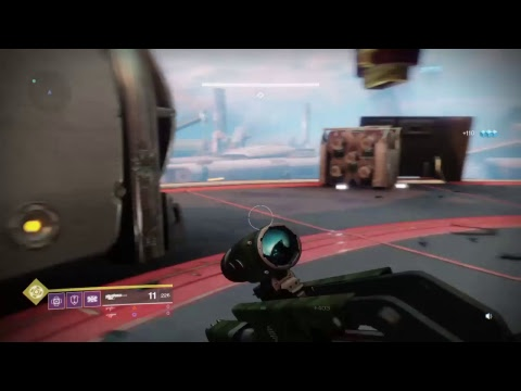 Destiny 2 - Campaign - Taking a Cable ship to the Almighty