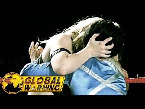 Pollyanna's Kiss of Hate to Blue Nikita: GWF Global Warning 2016