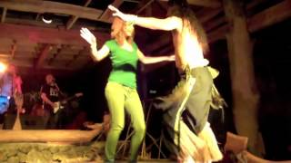 Repeat youtube video My Teenage Daughter Dances With A Nearly Naked Man in the Navel of the Earth