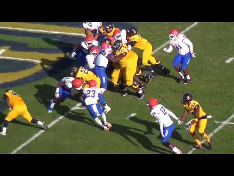NCAT FBALL 111117 SAVANNAH STATE FINAL WITH  BROADWAY