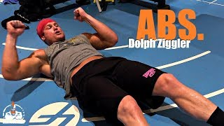 Dolph Ziggler Abs (FAST!)