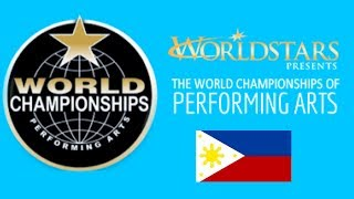 FILIPINOS SOAR AT WCOPA 2018 FINALS | World Championships of Performing Arts