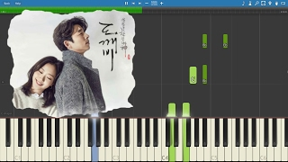 Video Goblin OST - Stay With Me - Piano Tutorial 도깨비- 피아노 - Chanyeol, Punch download MP3, 3GP, MP4, WEBM, AVI, FLV Januari 2018