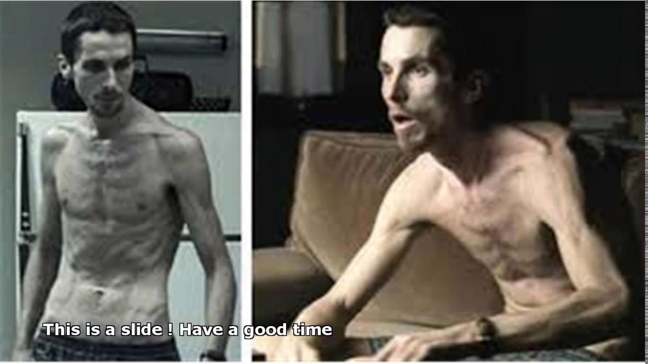 Christian Bale Diet Youtube
