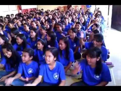 PERSIAPAN ANA-ANAK SMP-SMA KBN SANGGAU
