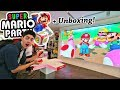 Playing Super Mario Party (Switch) on a 15ft Screen at the Nintendo Store!! [LAUNCH DAY!]