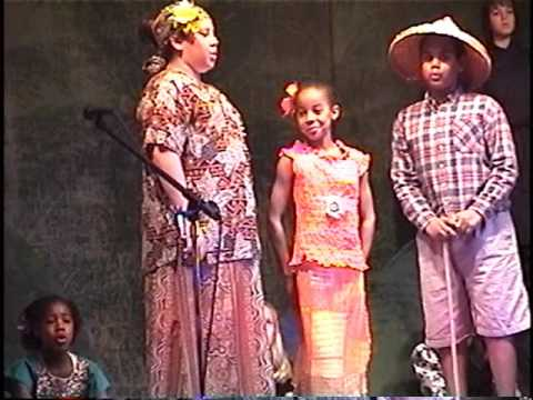 Once On This Island PART 1 (Eastvalley Elementary School)