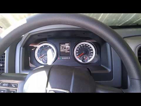 2017 Dodge Ram TRADESMAN 1500 Interior