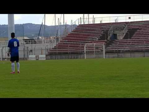 FC Martigues - Un drone pour filmer la rencontre