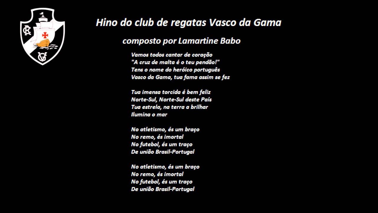 GAMA VASCO DA DO O HINO BAIXAR OFICIAL