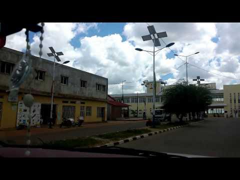 Angola Kuito Bié  Abril 2015