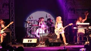 Silent Siren - Sweet Pop Live At Indonesia University (GJUI21)