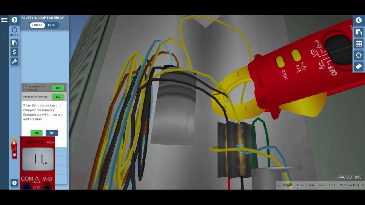 split residential ac faulty indoor fan troubleshooting [ 1280 x 720 Pixel ]