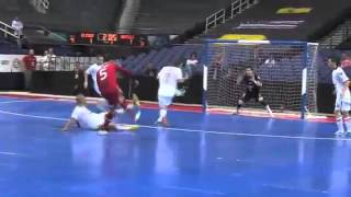 Intercontinental Futsal Cup-2013. Highlights