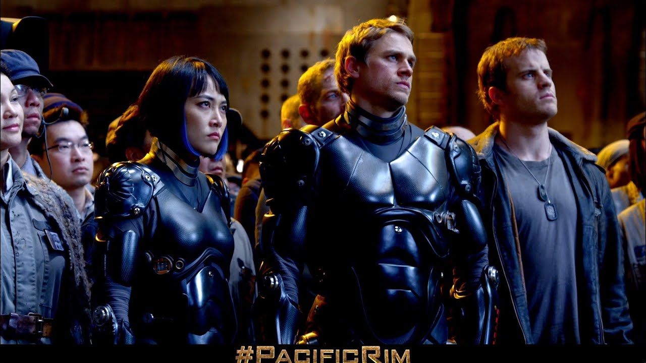 "Pacific Rim - ""Resistance"" - YouTube Labyrinth Cast"
