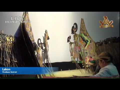 Wayang Kulit Ki H. Anom Suroto & Ki Bayu Aji Live Desa Balong Ponorogo