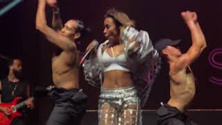 TINASHE - Ooh La La / No Contest / Cold Sweat (Live at The Novo BET Experience 2018)