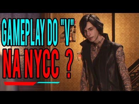 Devil May Cry 5 - Gameplay do V na New York Comic Con pode estar próximo