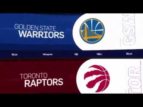 nba-finals-game-1:-golden-state-warriors-vs-toronto-raptors-2019-nba-playoffs-game-recap