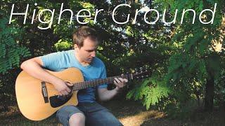Higher Ground - Martin Garrix feat. John Martin - Fingerstyle Guitar Cover