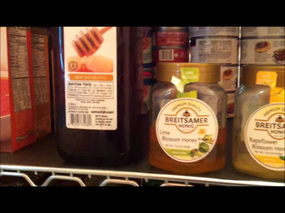 Food Storage Prepping Survival Tip 6 The Importance Of Honey In Prepper S Pantry