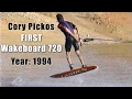 Cory Pickos - Switchstance 720 - Wakeboarding 1994