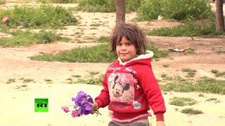 «Хочу, чтобы всё было как раньше»: как беспризорным детям в Сирии приходится выживать на улицах