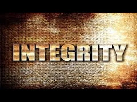 The Conscience: The Seat of Integrity! Do You Have It?