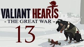 Valiant Hearts: The Great War - Прохождение игры на русском [#13] Лагерь военнопленных