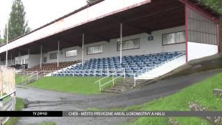 Karlovarský kraj: Zprávy 23. týdne 2013 (TV ZÁPAD)